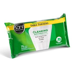 Multi-Surface Electronics Screen Wipes 75ct Packaging by Sani Professiona
